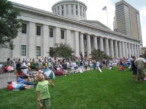 Ohio State Capital Building