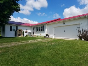 Updated Ranch home for sale on 7769 CO RD 201, Centerburg, OH 43011 in Highland School District
